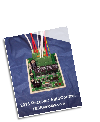 Receiver 2016 AutoControl (Contact Factory)