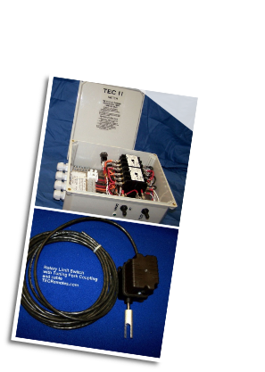 TEC II Switch - Remoteless with Rotary Limit Switch